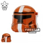 Arealight HVC Combat Helmet Dark Orange