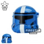 Arealight HVC Combat Helmet Blue