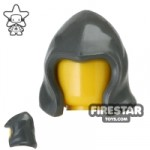 Arealight Hood Dark Gray Flexible Plastic