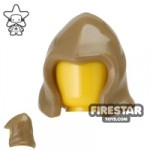 Arealight Hood Dark Tan Flexible Plastic