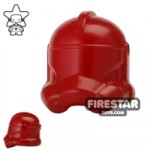 Arealight Trooper Helmet Dark Red