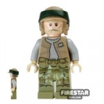 LEGO Star Wars Mini Figure Endor Rebel Trooper 2