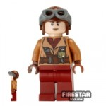LEGO Star Wars Mini Figure Naboo Fighter Pilot