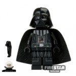 LEGO Star Wars Mini Figure Darth Vader Type 2 Helmet