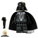 LEGO Star Wars Mini Figure Darth Vader Tan Head