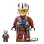 LEGO Star Wars Mini Figure Resistance X-Wing Pilot