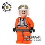LEGO Star Wars Mini Figure Rebel Pilot Y-wing