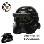 Arealight Driver Helmet Black
