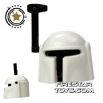 Arealight Mando Helmet White