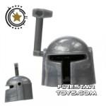 Arealight Mando Helmet Silver
