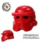 Arealight Driver Helmet Red