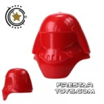 Arealight Assault Helmet Red