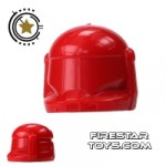 Arealight Commando Helmet Red