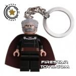 LEGO Key Chain Star Wars Count Dooku