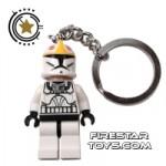 LEGO Key Chain Clone Pilot