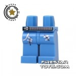 LEGO Mini Figure Legs Studded Belt Safety Pins