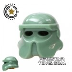 Arealight Driver Helmet Sand Green