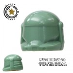 Arealight Commando Helmet Sand Green