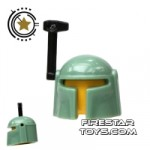 Arealight Mando Helmet Sand Green