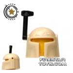 Arealight Mando Helmet Tan