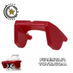 Arealight Phase I Sun Visor Dark Red
