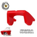 Arealight Phase I Sun Visor Red