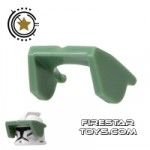 Arealight Phase I Sun Visor Sand Green