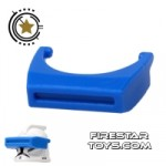 Arealight Phase I Binocular Visor Blue