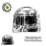 Arealight Commando Helmet Transparent