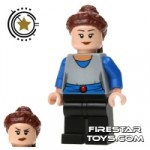 LEGO Star Wars Mini Figure Padme Naberrie Flesh