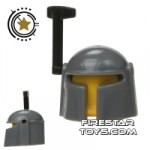 Arealight Mando Helmet Gray
